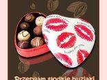 Przesyłam słodkie buziaki