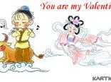 QiXi Chinese valentine's day
