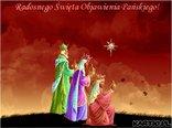 Radosnego Święta Objawienia Pańskiego!