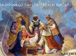 Radosnego Święta Trzech Króli!