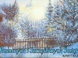 Radosnych i Szczęśliwych Świąt Bożego Narodzenia