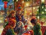 Radosnych Świąt pełnych miłości i rodzinnego ciepła!!