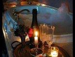 Romantyczna kąpiel