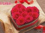 różyczki dla Ciebie...