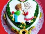Słodkiej rocznicy ślubu!