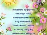 Słonecznego weekendu