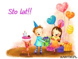 Sto lat!!