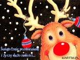 Świątecznie pozdrawiam i życzę dużo radości...