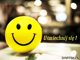 Uśmiechnij się !