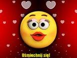 Uśmiechnij się! Buziak dla Ciebie