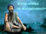 Warm wishes  on Mahashivaratri!