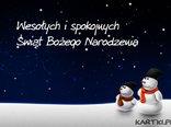 Wesołych i spokojnych Świąt Bożego Narodzenia