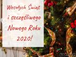Wesołych świąt i nowego roku!
