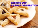 Wishing you a sweet celebration!