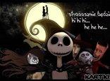 zapraszam na halloweenową imprezkę...