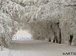 zimowa przechadzka...♥