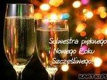 życzę Wam Sylwestra pięknego i nadchodzącego roku 2016 Szczęśliwego!!