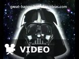 Darth Vader Sings Happy Birthday To You
