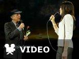 Tutaj to jest... Leonard Cohen