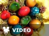 Wielkanocne Pisanki - Kraszanki